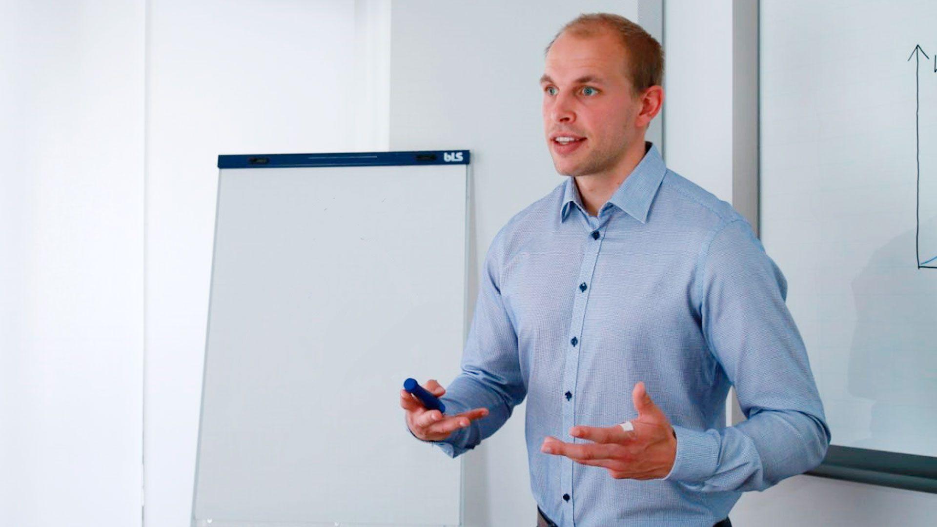 Training Bielefeld - Marc Lucas Weber